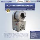 Jual Mesin Perajang SerbagunaMKS-VC35 di Bekasi