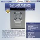 Jual Mesin Hard Ice Cream (HIC22) di Bekasi