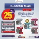 Jual Stand Mixer ARD-MR7 di Bekasi