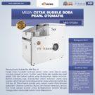 Jual Mesin Cetak Bubble Boba Pearl Otomatis di Bekasi