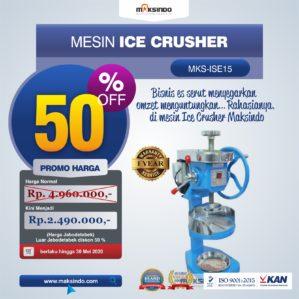 Jual Mesin Ice Crusher MKS-ISE15 di Bekasi