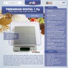 Jual Timbangan Digital Dapur 1 kg / Timbangan Kopi ARD-TBG1 di Bekasi