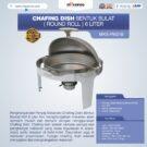 Jual Chafing Dish Bentuk Bulat (Round Roll) 6 Liter di Bekasi