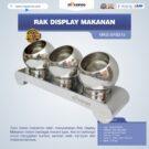 Jual Rak Display Makanan MKS-SFB315 di Bekasi