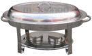 Jual Oval Chafing Dish 5 Liter di Bekasi