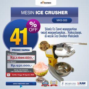 Jual Mesin Es Serut (Ice Crusher MKS-003) di Bekasi