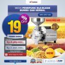 Jual Penepung Biji, Bumbu dan Herbal di Bekasi