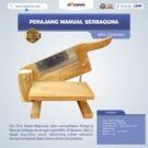 Jual Perajang Manual Serbaguna MKS-JT02big di Bekasi