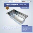 Jual Panci Makanan / Food Pan Type Pan1/3×100 di Bekasi