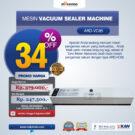 Jual Mesin Vacuum Sealer Machine ARD-VC85 Di Bekasi