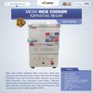 Jual Mesin Rice Cooker Kapasitas Besar MKS-GPN6 di Bekasi