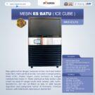 Jual Mesin Es Batu Ice Cube (ICU-75) di Bekasi