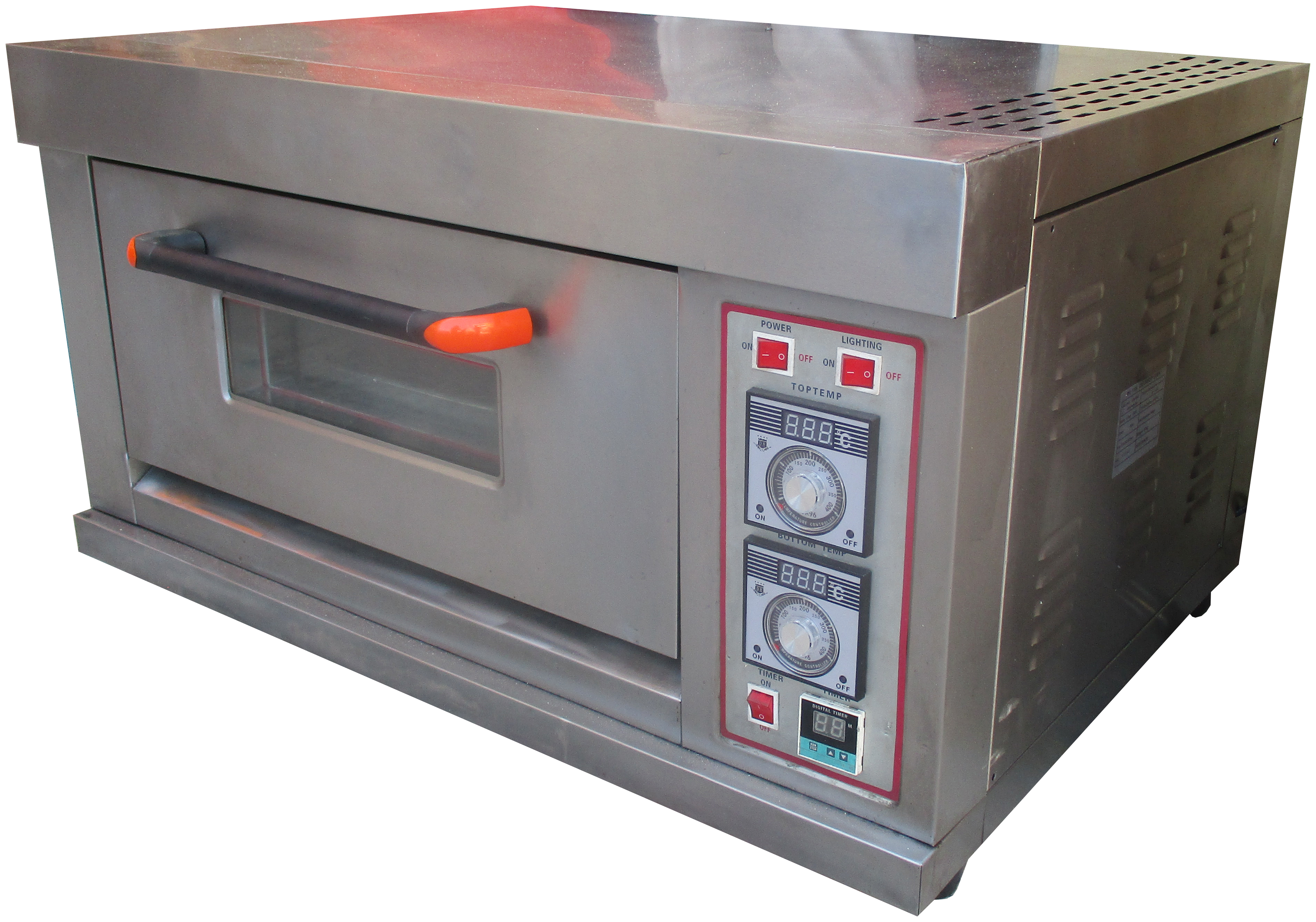 Jual HOT DEAL Mesin Oven Roti Gas 1 Loyang RFL-11SS di Bekasi