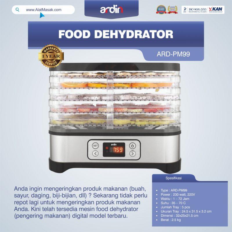 Jual Food Dehydrator ARD-PM99 di Bekasi