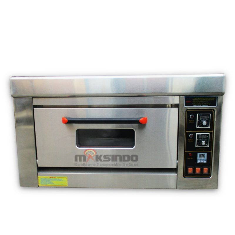 Jual HOT DEAL Mesin Oven Gas Roti 1 Loyang PZ11 di Berkasi