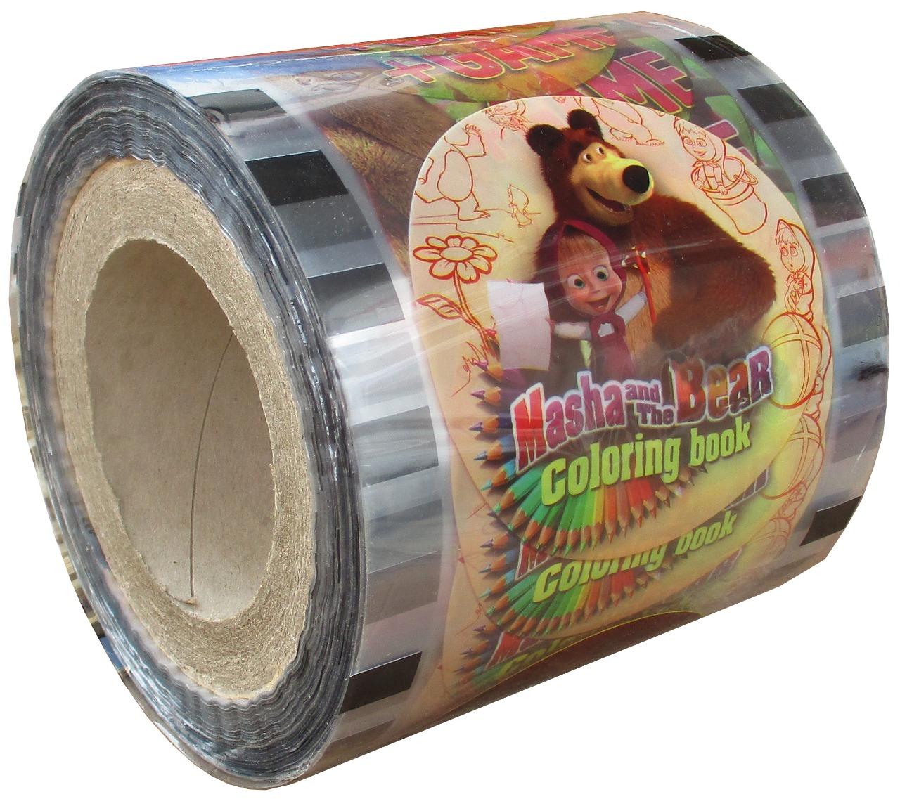 Jual Plastik Lid Cup Gambar di Bekasi