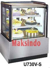 Jual Mesin Cake Showcase (Cooler Pemajang Kue) di Bekasi