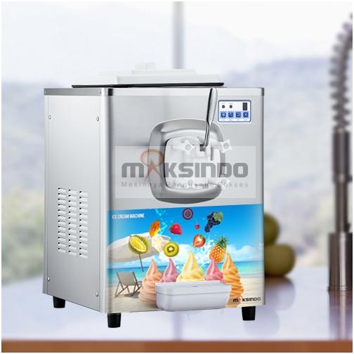Jual Mesin Soft Ice Cream 1 Kran (Italia Compressor) di Bekasi
