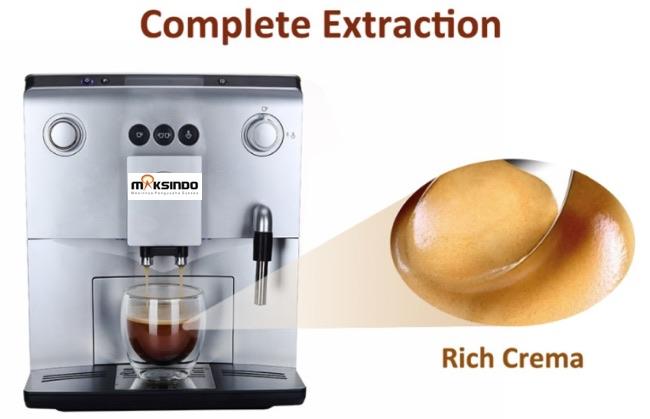 Jual Mesin Kopi Espresso Full Otomatis – MKP60 di Bekasi