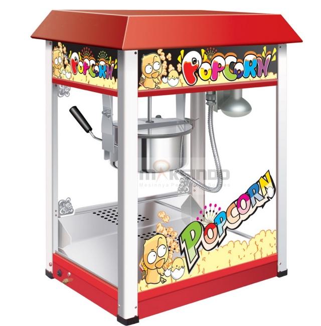 Jual Mesin Pembuat Popcorn (POP22) di Bekasi