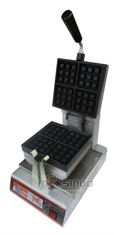 Jual Mesin Waffle Bentuk Kotak (WF-60) di Bekasi