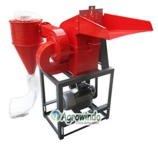 Jual Mesin Penepung Hammer Mill Listrik (AGR-HMR20) di Bekasi