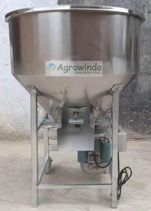 Jual Mesin Mixer Vertikal Pencampur Tepung dan Biji  AGR-MVT200 di Bekasi